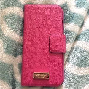 kate spade iphone 6 wallet case